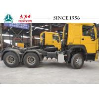 Used and New LHD / RHD HOWO Tractor Truck For Sale In Cheap Price