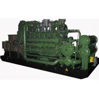 La puissance 700-1200kw de groupe électrogène de gaz naturel remplacent la machine de Jenbacher GE
