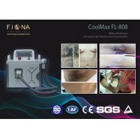 China Fiber Coupled Diode Laser Hair Removal Machine 808nm For Any Color Hair on sale