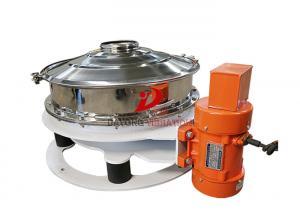 China Large Output Vibration Separation Machines Single Deck Flour Removing Impurities on sale