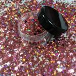 2018 Christmas Gift Glitter Pigment Holographic Glitter Pigment