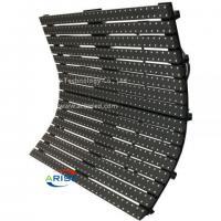 China P75 Flexible LED Display soft curtain LED display, flexible mesh screen, Flexible scroll C on sale