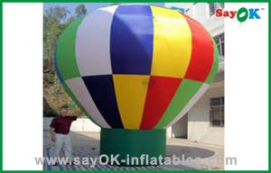 China 600D Oxford Cloth Inflatable Balloon Inflatable Advertising Balloon on sale