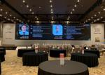 Stage Background Curved Indoor Large Event Led Screens For Hire