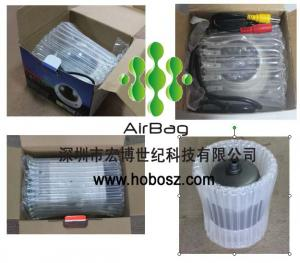 China high quality air bubble bags for camera/inflatable air dunnage bag on sale