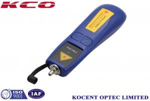 China 5mW Fiber Optic Tools Mini VFL Visual Fault Locator Cable Tester Red Laser Pen KCO-LP-05 on sale