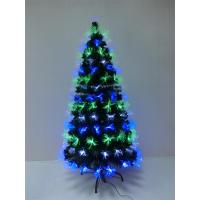 China pre-light fiber optic tree on sale