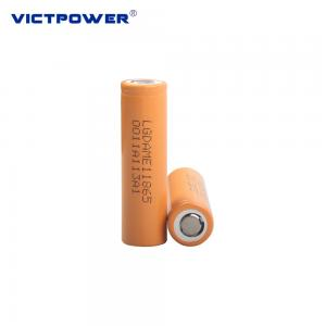 Quality Lithium power battery cells ICR18650ME1 2000mah 3.6v 18650 battery for electric for sale