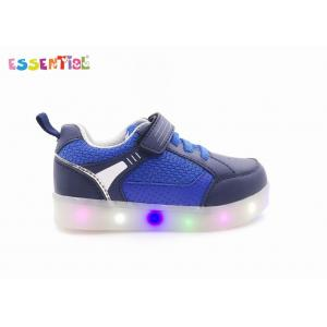Rechargeable LED Light Sneakers 7 Colors Changing Included Dual - Charge USB Cable