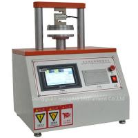 China Paper Ring Crush Tester /Edge Crush Testing Machine / Crushing Strength Test Machine on sale