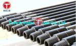 GB/T 9808 Alloy Steel Grade Drill Steel Pipe , Mineral Mining Seamless Steel Tubes