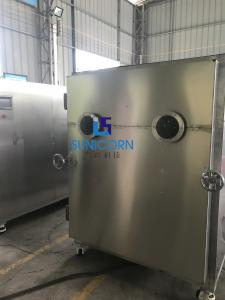 China 100kg Capacity Large Freeze Dryer , Vacuum Freeze Drying Equipment on sale