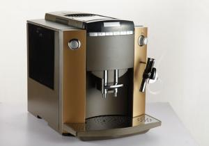 China Full Automatic Cappuccino Latte Coffee Machine Espresso Commercial Coffee Grinder on sale