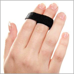 China Finger Buddy Loops Splint Tape To Treat Broken For Jammed Swollen Or Dislocated Joint on sale