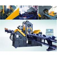 China APL2532. CNC Angle Marking & Drilling Production LIne on sale