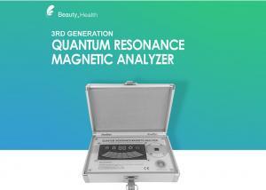 China Language Customized Korea language Quantum Health Analyzer Machine on sale