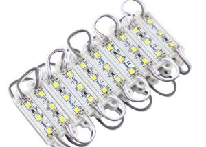 China DC 12V 2835 SMD LED Module Lights Decorative Lighting Lamp Single Color on sale
