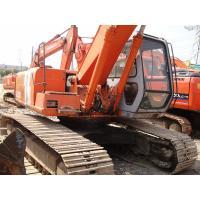 Used Japan Hitachi EX200 Crawler Hydraulic Excavator0.8 Cbm Bucket Capacity