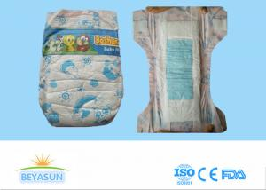 China OEM Personalized Disposable Diapers Breathable Fluff Pulp Material on sale
