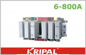 China Industrial 800A AC Contactor Mechanical Interlock Motor Overload Protection on sale