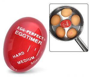 China PP Heat Sensitive Colour Changing Egg Timer , Eco Friendly Egg Cooker Timer on sale