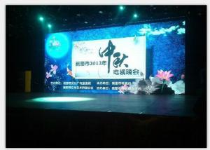 China High quality light weight HD full color smd P6 indoor rental led display screen on sale