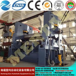 China High quality low price with CE cert 3 roller mechanical metal sheet steel plate rolling machine on sale