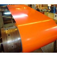 China Trade prepainted galvanized steel coil big spangle small spangle zero spangle regular spangle ppgi coil on sale