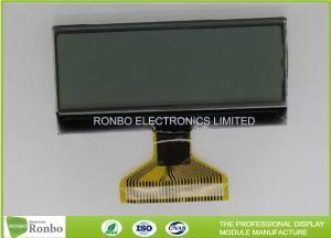 China Customized 128*32 COG Graphic LCD Module FSTN Positive Transflective LCD Display on sale
