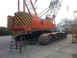 China HITACHI KH700-2 150 Ton Used Crawler Crane For Sale China on sale