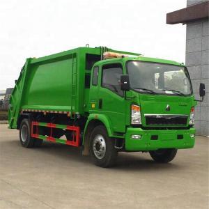China 10 CBM Waste Collection Vehicle Truck Sinotruk Howo 4x2 Euro 3 on sale