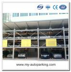 2-9 Floors China Best Parking Solutions Service/ Puzzle Car Parking System Manufacturers /Outdoor Parking Solutions