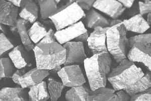 China Stable GSN Ferro-Aluminium Alloys With 1400 ~ 1450 Globular Graphite Nodularization on sale