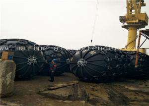 China D2.5m x L5.5m Pneumatic Rubber Fenders For Berthing To Harbour And Wharf on sale