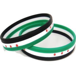 China Customized Silicone Wristband Bracelet on sale