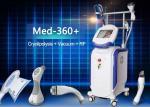 導かれる機械および Rf を細くする 50w Cryolipolysis に 1 つのシステムに付き 5 つがあります