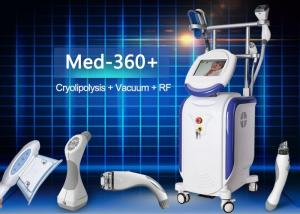 China 50w Cryolipolysis Slimming Machine Led And Rf Have 5 In 1 System on sale