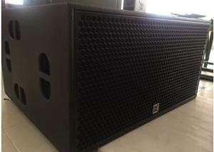 China Pro Audio Subwoofer 2000 Watt Wood Cabinet Speaker System CE , Pro Sound Subwoofers on sale