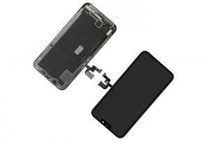 China IPS Smartphone Repair Parts , IPhone X LCD Screen 1920*1080 Pixels Resolution on sale