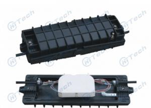 China 3M Type Fiber Optic Joint Enclosure Max Capacity 96 Fibers Sticky Sealing Structure on sale