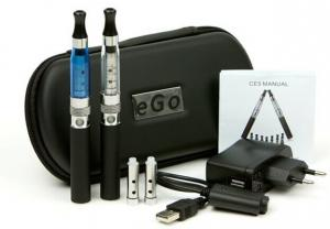 China Rechargeable Portable Ego CE4 E Cigarette / CE5 Starter Kit With Mega-Clearomizer on sale