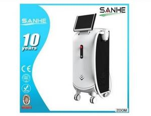 China 808nm vertical diode laser hair removal machine on sale