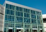 China Wind Pressure Aluminium Alloy Curtain Wall With Low-E Glaess For Large Building wholesale