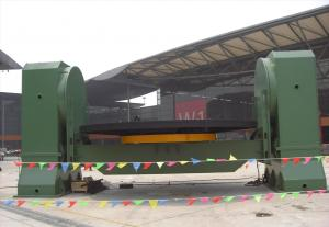 China Fixed Head Tail Rotary Welding Positioner 30 Tons Working table Revolving  360 Degree on sale