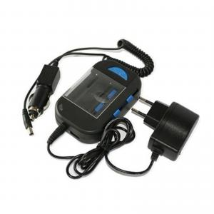 China Universal camera battery charger for rechargeable battery pack on sale