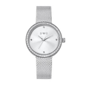 China Classic Fashion Women Alloy Quartz Watch Custom Logo CE ROHS Approved on sale