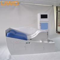 China Intestinal Dialysis Open System Colon Cleaning Hydrotherapy Machine with SPA Bed CE Australia on sale