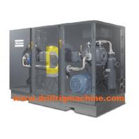 Oil Free Air Compressor , Screw Reciprocating Piston Air Compressor 728 - 3777 Nm³/h Capacity
