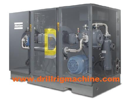 Oil Free Air Compressor , Screw Reciprocating Piston Air