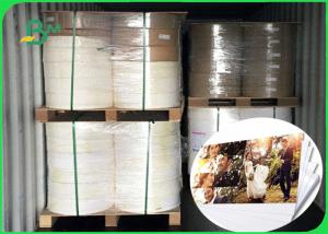 China 120gsm Smooth Surface High Brightness Photo Paper For Pictures on sale
